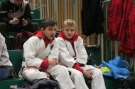 Unsere Kämpfer Mario und Linus