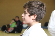 Marton konzentriert vor dem Kampf