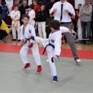 Lukas (rot) gegen Theo (blau)
