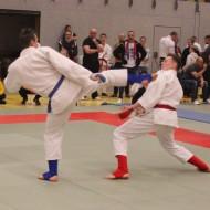 Max (rot) und Tilman (blau)